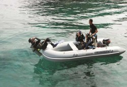 2012 - Silver Marine Boats - Calypso 420