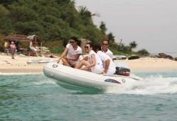 2012 - Silver Marine Boats - Angel 330 Sports