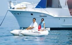2015 Silver Marine Boats Angel 250