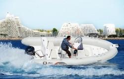 2017 - Silver Marine Boats - Phoenix 530