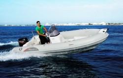 2017 - Silver Marine Boats - Phoenix 570