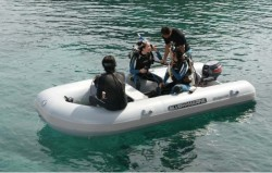 2017 - Silver Marine Boats - Calypso 360 WD