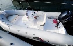 2017 - Silver Marine Boats - Captain 480