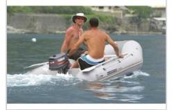 2017 - Silver Marine Boats - Calypso 300 WD