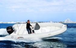 2017 - Silver Marine Boats - Phoenix 610