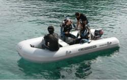2017 - Silver Marine Boats - Calypso 360 AL