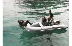 2017 - Silver Marine Boats - Calypso 420 AD