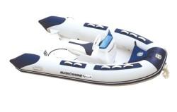 2017 - Silver Marine Boats - Angel 330 Sports DLX
