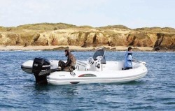 2018 - Silver Marine Boats - Phoenix 570