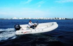 2019 - Silver Marine Boats - Captain 480