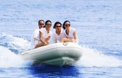 2019 - Silver Marine Boats - Angel 330 Sports
