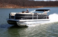 2014 - Silver Wave - 250 Island CL