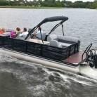 2017 - Silver Wave - 250 Island SB