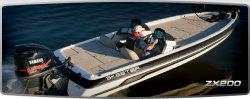 2010 - Skeeter Boats - ZX 200