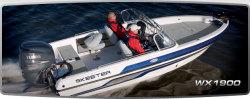 2010 -  Skeeter Boats - WX 1900