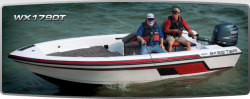 2010 - Skeeter Boats - WX 1790T MY09
