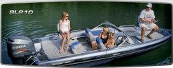 2011 - Skeeter Boats - SL 210