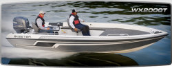 2011 - Skeeter Boats - WX 2000T