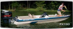2012 - keeter Boats - ZX 190