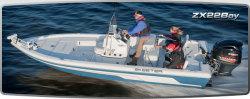 2012 - Skeeter Boats - ZX 22 Bay