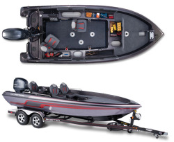 2014 - Skeeter Boats - WX 2000T