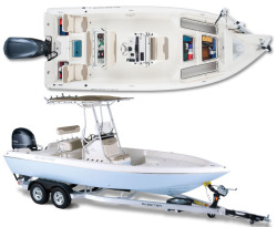 2014 - Skeeter Boats - SX 2250