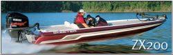 Skeeter Boats ZX200 Bass Boat