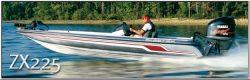 Skeeter Boats ZX225 Bass Boat