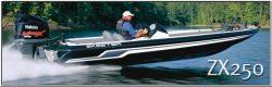 Skeeter Boats ZX250 Bass Boat