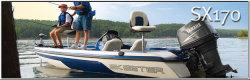 Skeeter Boats SX 170 Bass Boat
