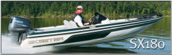 Skeeter Boats SX 180 Bass Boat