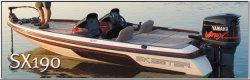 Skeeter Boats SX 190 Bass Boat