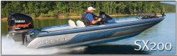 Skeeter Boats SX 200 Bass Boat
