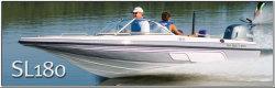 Skeeter Boats SL180 Fish and Ski Boat