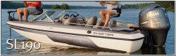 Skeeter Boats SL190 Fish and Ski Boat