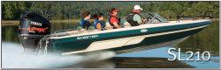 Skeeter Boats SL210 Fish and Ski Boat