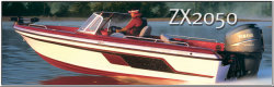 Skeeter Boats ZX-2050 Bowrider Boat