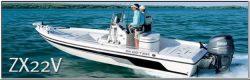 Skeeter Boats ZX22V Bay Boat