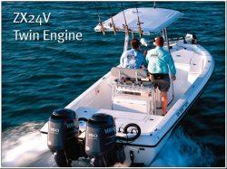 Skeeter Boats ZX24V Bay Boat