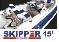 2017 - Skipper Inflatables - Skipper 15-