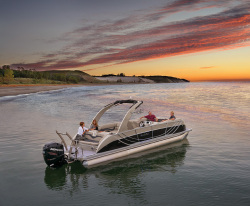 2014 - South Bay Boats - 922E