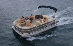 2014 - South Bay Boats - 424CR