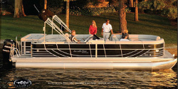 2009 - South Bay Boats - 922CR TT IO