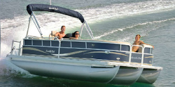 2009 - South Bay Boats - 822CR TT IO