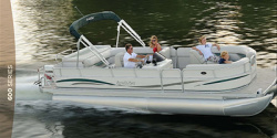 2009 - South Bay Boats - 622CR TT IO