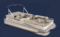 2009 - South Bay Boats - 522FC TT IO