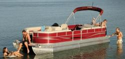 2010 - South Bay Boats - 522FC
