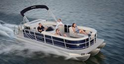 2010 - South Bay Boats - 724SL