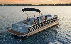 2010 - South Bay Boats - 922CR TT