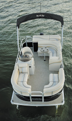 2011 - South Bay Boats - 422F